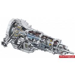 Audi RS4 2,9TFSi B9 STM S-tronic mjukvara
