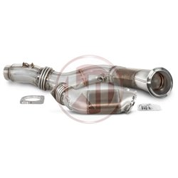 BMW M2 Competition S55 F87 Wagner Tuning Downpipes med racekattalysatorer EU6 200Cell