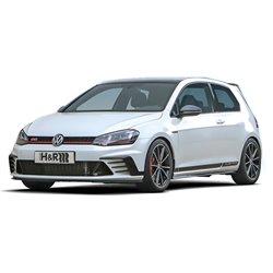VW Golf GTi / Clubsport / TCR MK7 H&R Sänkningssats sänker 25-30mm