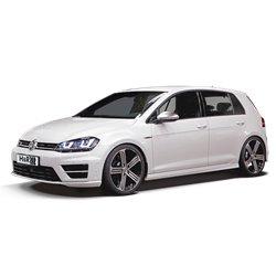 VW Golf R MK7 H&R Sänkningssats sänker 25mm