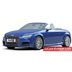 Audi TTS Coupe & Roadster 8s H&R sänkningssats sänker 20/20mm (Roadster 30/20mm)