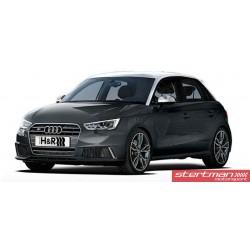 Audi S1 8x H&R sänkningssats sänker 30/30mm