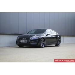 Audi S5 B9 Sportback H&R sänkningssats sänker 20/20mm (inklusive adaptiva dämpare)