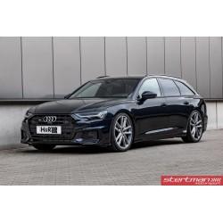 Audi S6 C8 Coupe H&R sänkningssats sänker 30/30mm (Ej bilar med luftfjädring)