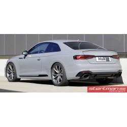 Audi RS5 Coupe B9 H&R sänkningssats sänker 20/20mm (Passar bilar med RS adaptiva sportdämpare)