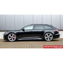 Audi RS6 Avant C8 H&R sänkningssats sänker 35/35mm (Passar ej bil med luftfjädring)