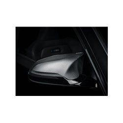 BMW M2 Competition / CS F87 Akrapovic Matta kolfiber backspegelkåpor