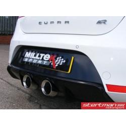 Seat Leon Cupra R (UK) diffuser till Leon Cupra