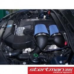 BMW 335i N54 E9X aFe Power Magnum Steg 2 PRO kall lufts intag