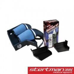 BMW 1M N54 E82 aFe Power Magnum Steg 2 PRO kall lufts intag med luftstyrningar