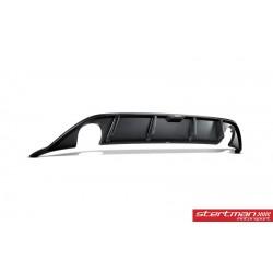 Volkswagen Golf GTi Akrapovic kolfiber diffuser