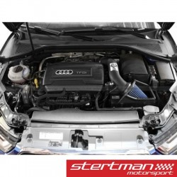 Audi A3 1,8TFSi 8V aFe Power Magnum Steg2 FORCE kall lufts intag