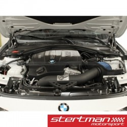 BMW 335i N55 F30 aFe Power Magnum Steg 2 Force kall lufts intag