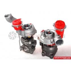 The Turbo Engineers Audi 2,7T TTE530 uppgraderings turbos