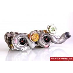 The Turbo Engineers Audi 2,7T TTE600 uppgraderings turbos