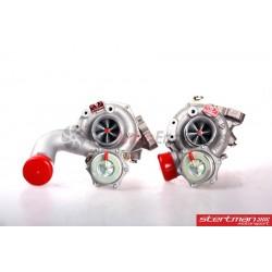 The Turbo Engineers Audi 2,7T TTE700 uppgraderings turbos
