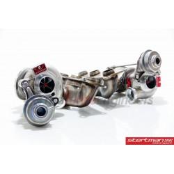 The Turbo Engineers BMW N54 TTE550 uppgraderings turbos