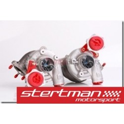 The Turbo Engineers Porsche 993 TTE800 K24.2 uppgraderings turbos