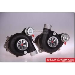 The Turbo Engineers Porsche 993 TTE750 K24.2 uppgraderings turbos